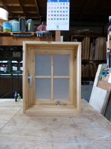 片開き室内窓(内側)