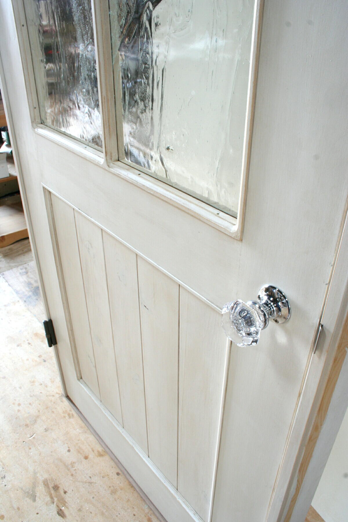 アンティーク(汚し仕上げ)ドア
