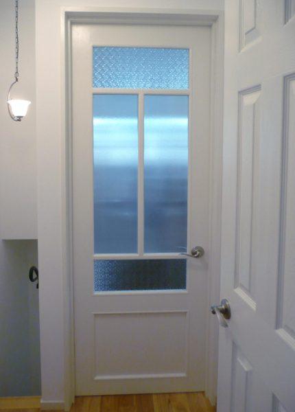 エの字格子の室内ドア