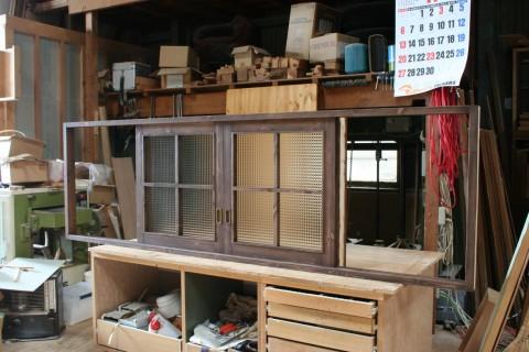 室内窓(引き戸タイプ)