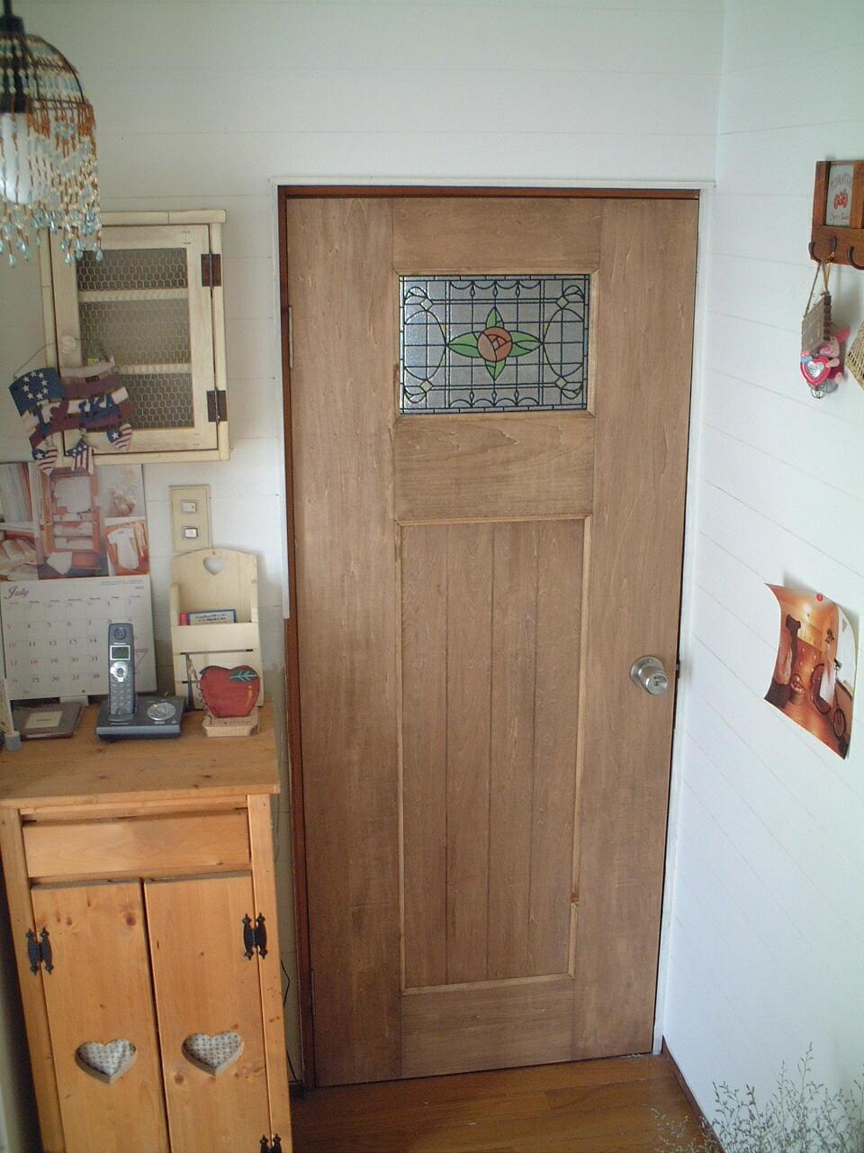 室内ドア交換